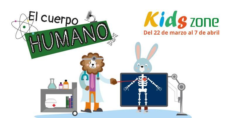 Kids Zone - El cuerpo humano 1