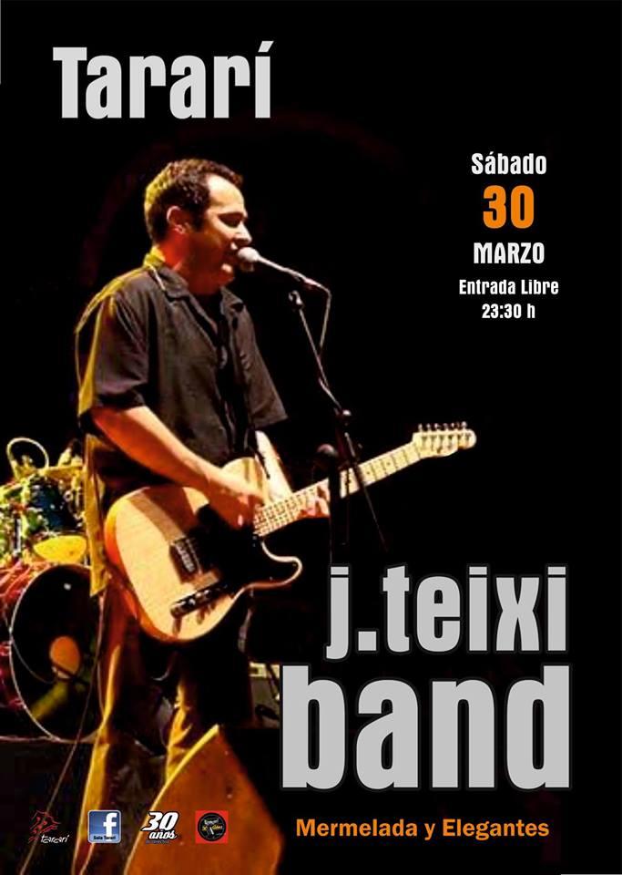 Concierto: J. Teixe Band 1