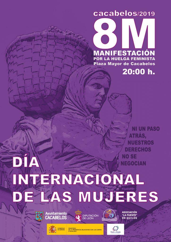 Actividades en Cacabelos con motivo del Día Internacional de las Mujeres 2019 1