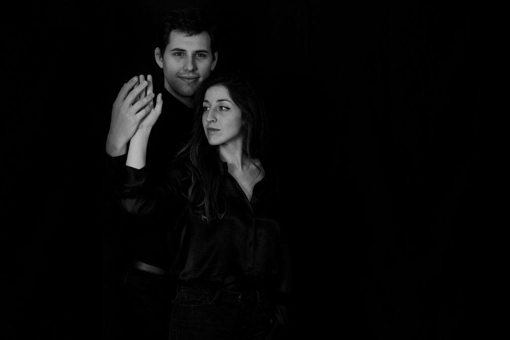 Concierto de piano a cuatro manos. Antón & Maite Piano Dúo actúa en Ponferrada 1