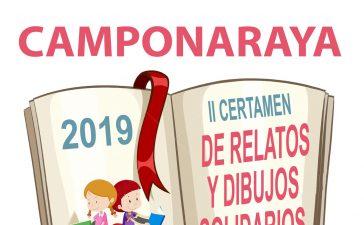 El Ayuntamiento de Camponaraya convoca el II Certamen de dibujo y microrrelatos solidarios 5