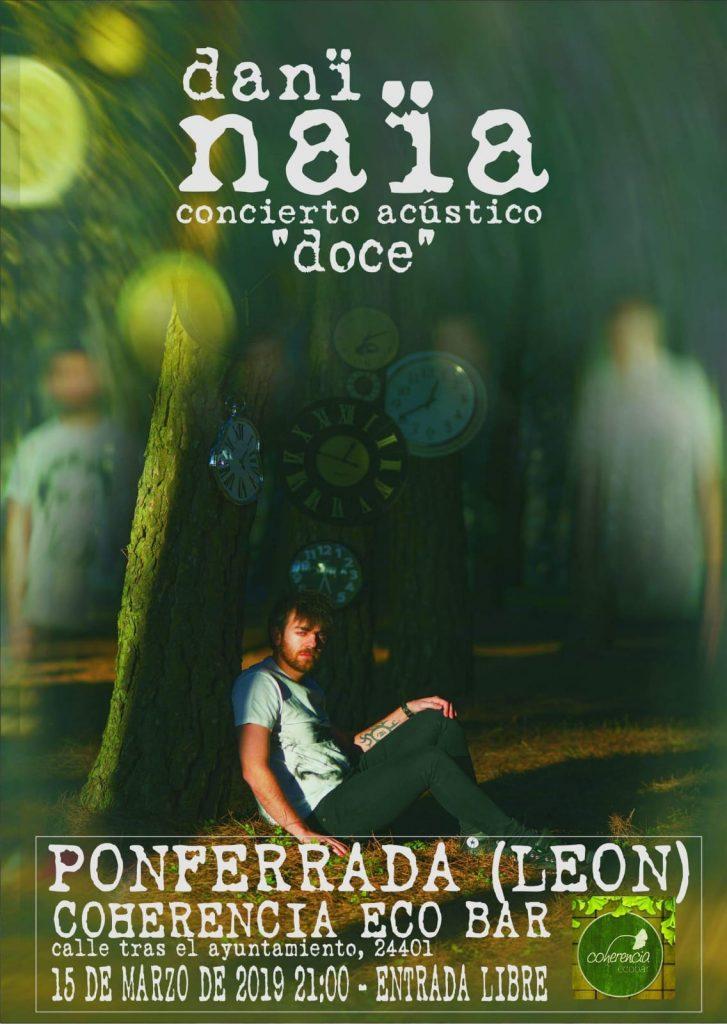 Concierto: Dani Naïa 1
