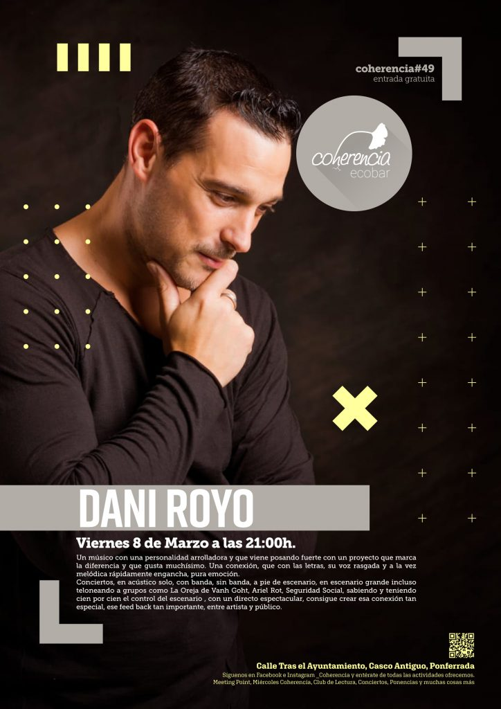 Concierto: Dani Royo 1