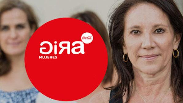 La gira mujeres de la fundación Coca Cola llega a el Bierzo en abril 1