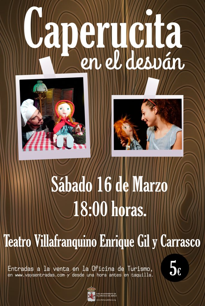 El Teatro Villafanquino presenta