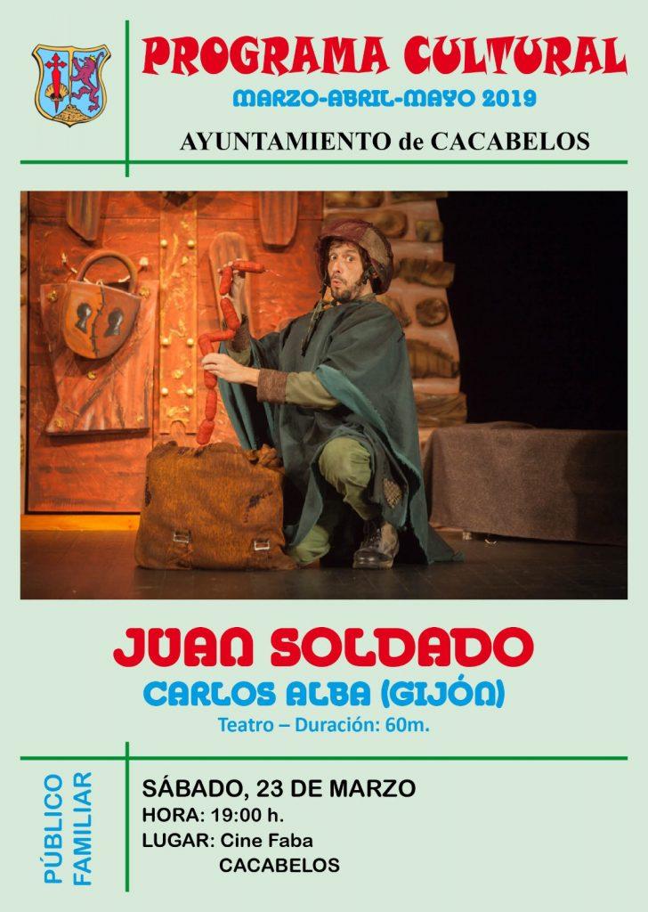 Teatro: Juan Soldado 1