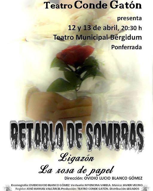 Teatro Conde Gatón presenta Retablo de sombras: Lujuria, Avaricia y Muerte de Valle Inclán 1