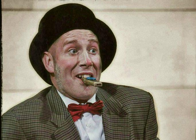 'Comediante' espectáculo circense este viernes en el Teatro Villafranquino 1