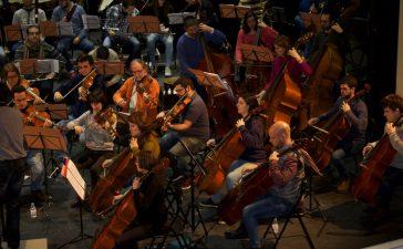 La Orquesta Sinfónica de Castilla y León recorre esta semana la Comunidad con su participación en diferentes festivales de Soria, Toro (Zamora), León y Palencia 3