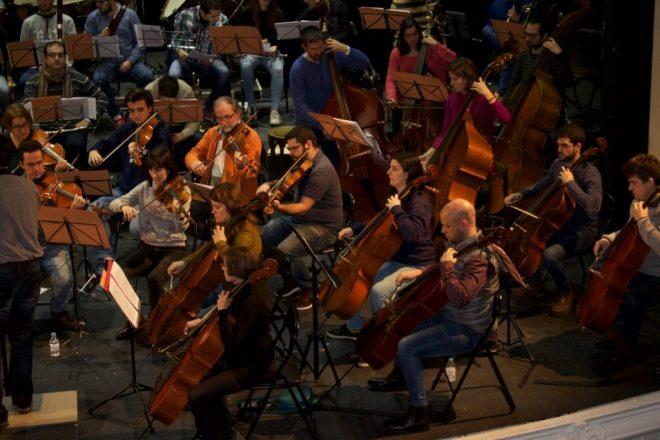 La Sinfónica Cristóbal Halffter suena a Mozart y con dos invitados de lujo 1