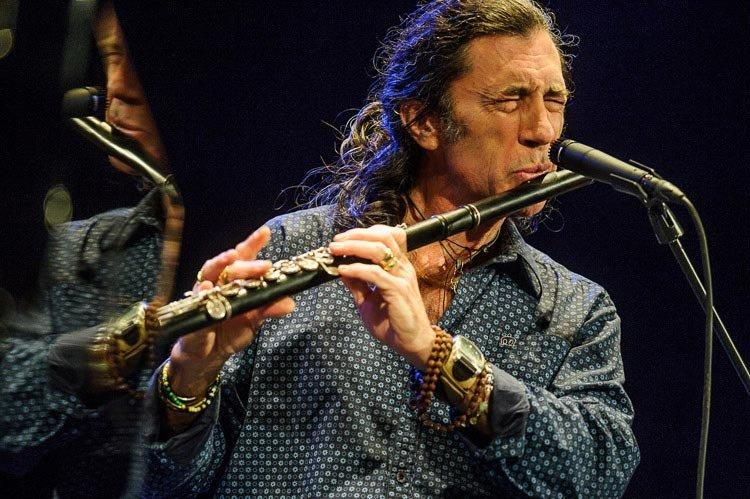 El músico de Jazz Jorge Pardo ofrecerá un concierto en el Villafranquino el 12 de mayo 1