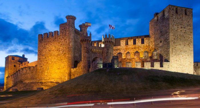 Las obras de acceso al Castillo de los Templarios se prolongan hasta el 15 de diciembre 1