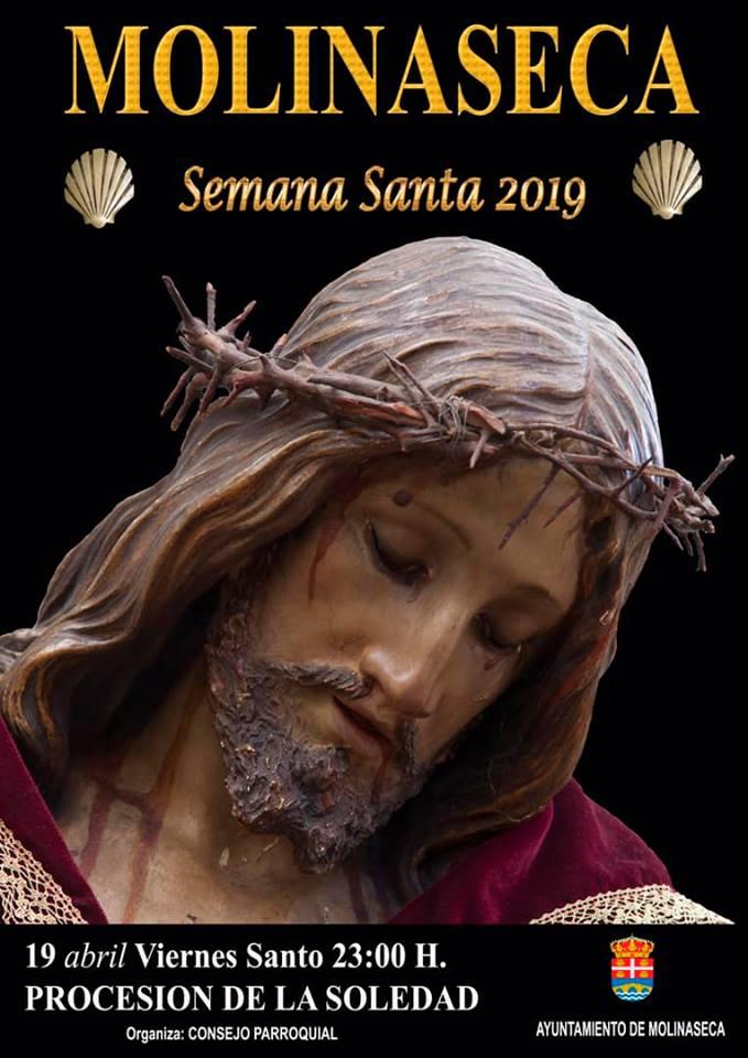 Semana Santa 2019 en Molinaseca 1