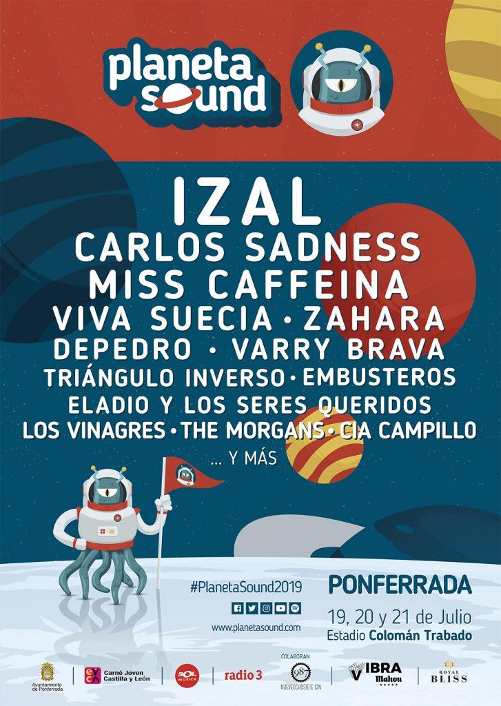 Si eres usuario del carné joven europeo puedes conseguir tu abono para el Festival Planeta Sound por 35 euros 1