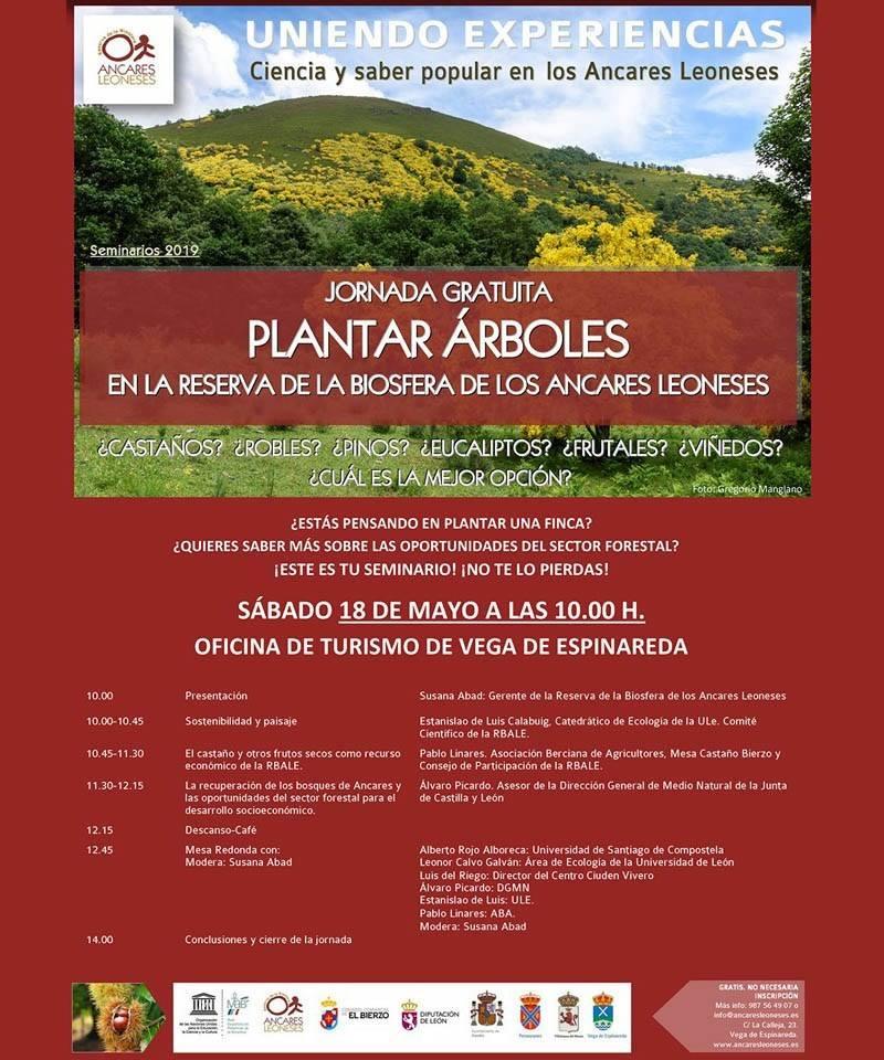 Jornada PLANTAR ÁRBOLES en la Reserva de la Biosfera de los Ancares Leoneses 1