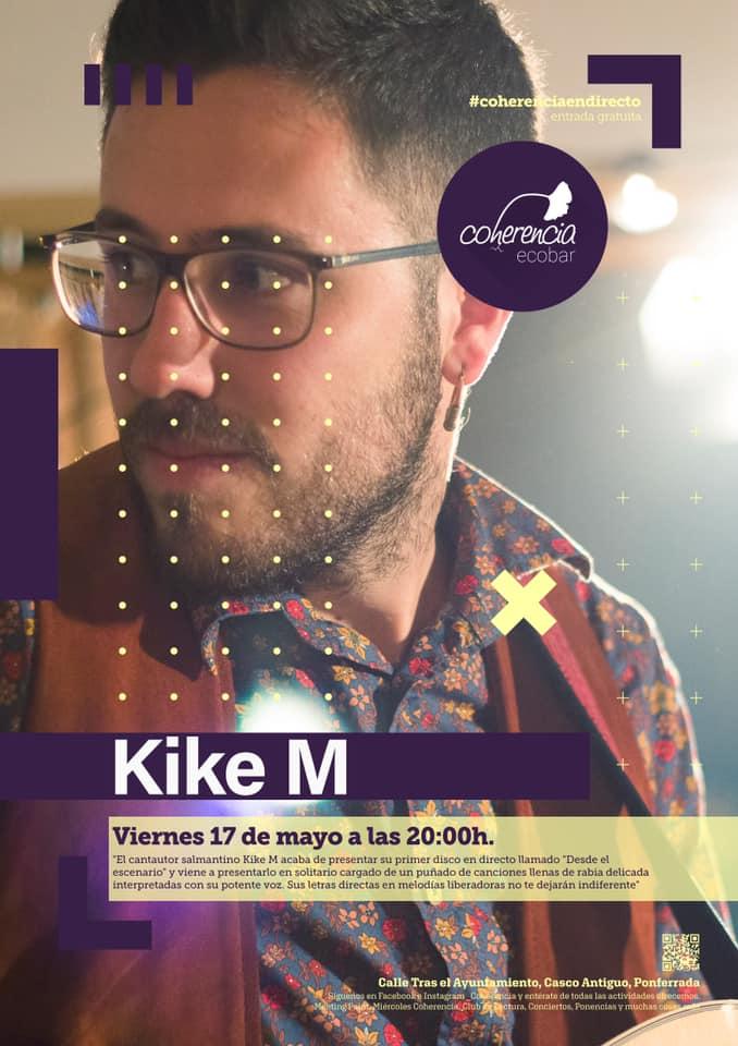 Doble concierto en Coherencia Bar: Kike M y Juan Carballo & Los Imperfectos 1