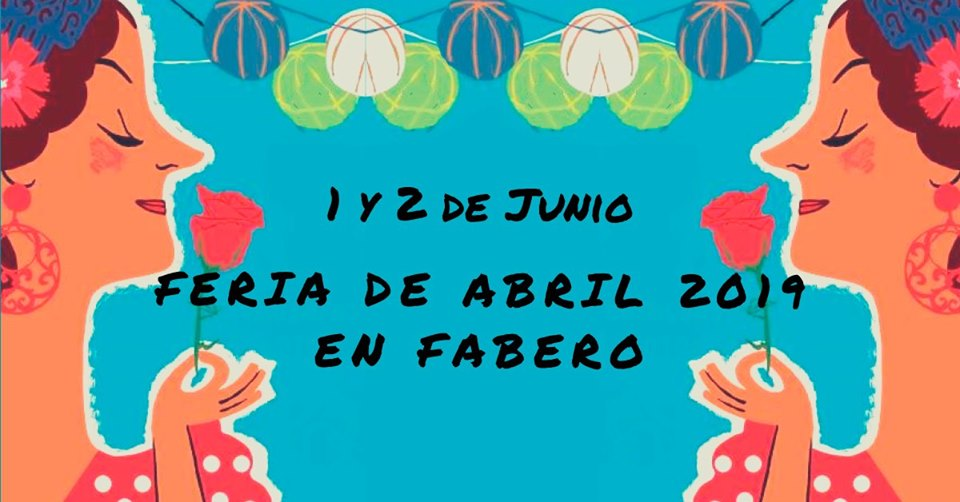 Fabero celebra el fin de semana su particular Feria de Abril 1