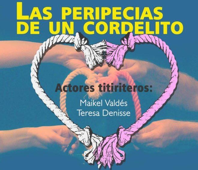 Teatro para bebés: 'Las peripecias de un cordelito' en La Casita de Lola 1