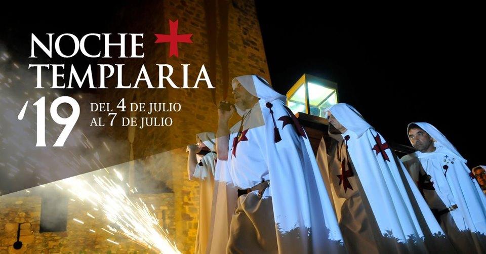 La Noche Templaria 2019 de Ponferrada, anuncia ya fechas y actividades 1