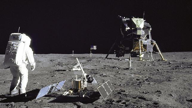 El Museo de la Energía celebra el 50 aniversario de la llegada del hombre a la Luna 1