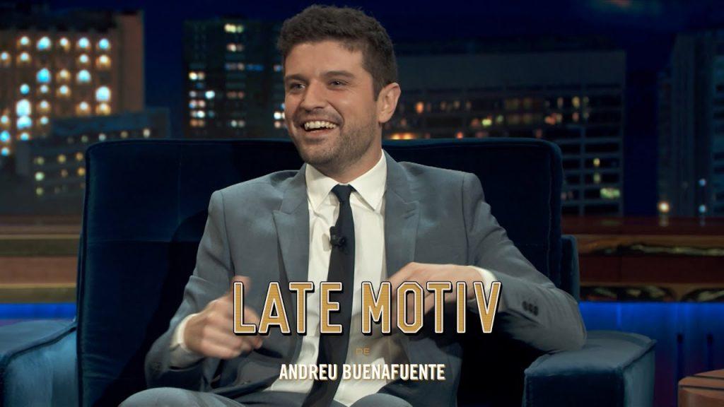 El humorista Miguel Maldonado la lía con la Ponferradina en 'Late Motiv' 1