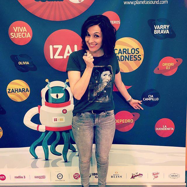 Cia Campillo estrenará el tema 'Tu reino' en el festival Planeta Sound 1
