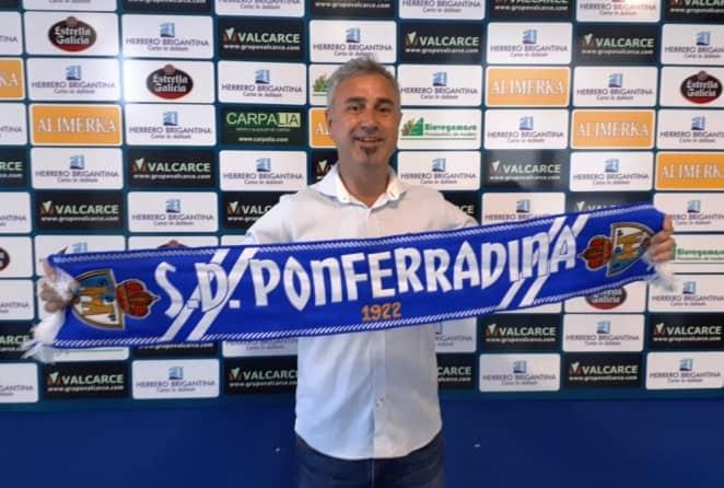 Manu Franco, nuevo adjunto a la secretaría técnica de la SD Ponferradina 1