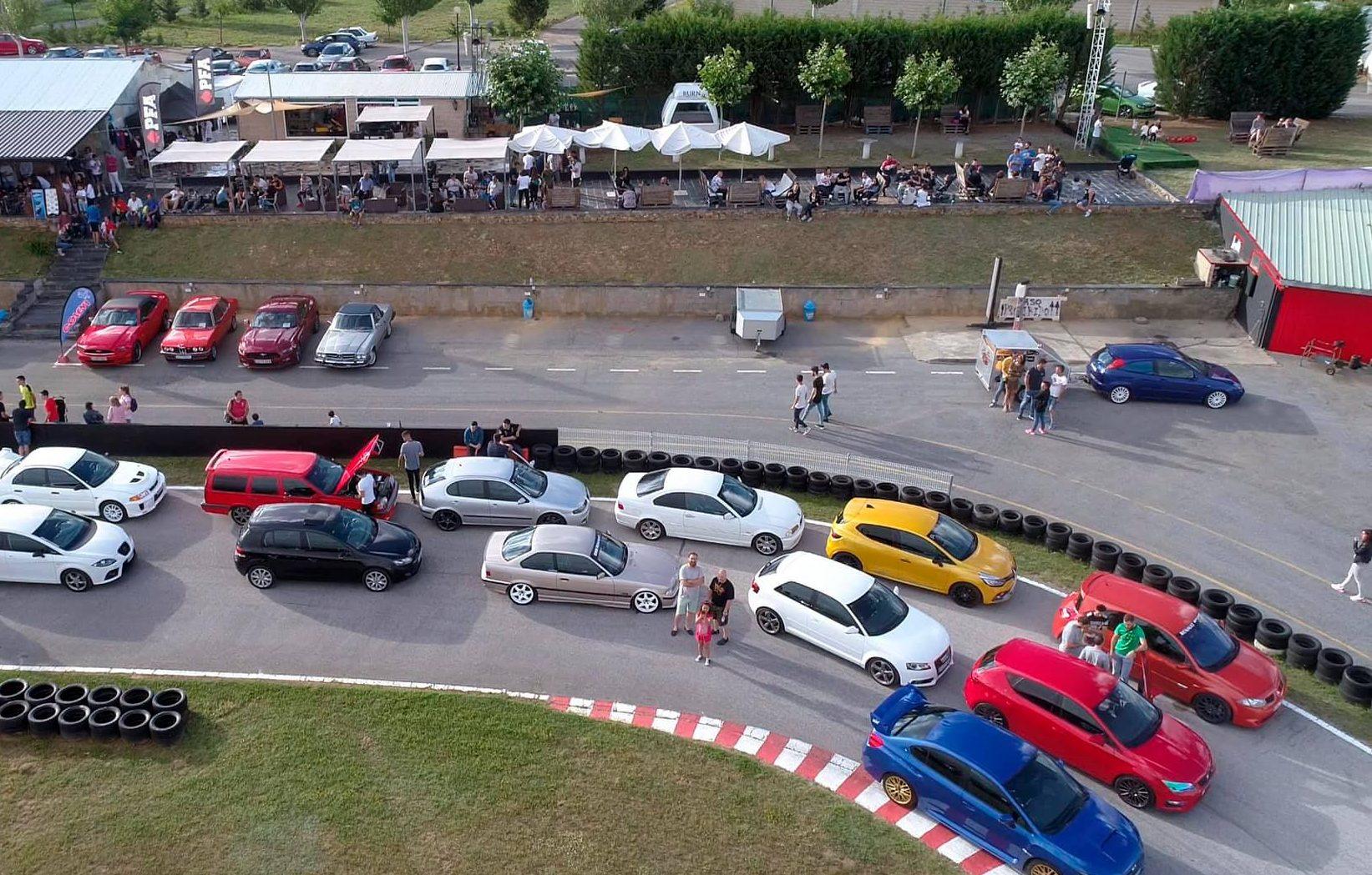 El Karting de Cabañas Raras organiza este sábado la 'II Summer Motor Fest' 1
