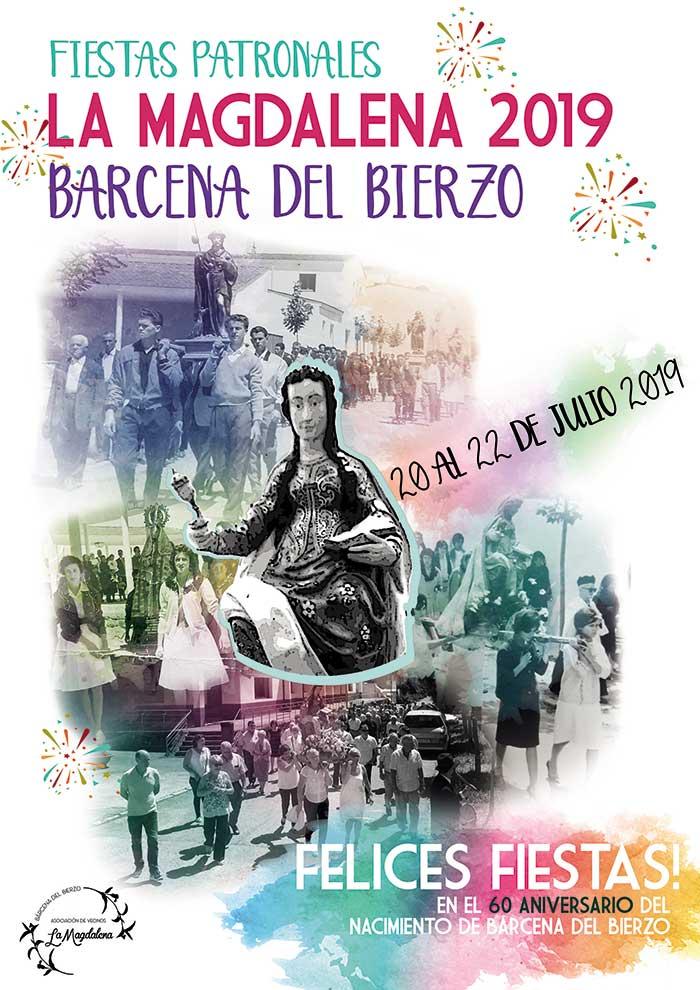 Fiestas de la Magdalena en Bárcena del Bierzo 1