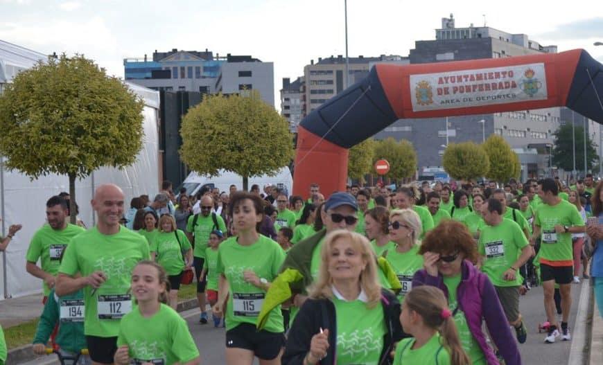 XVI Media Maratón Ciudad de Ponferrada