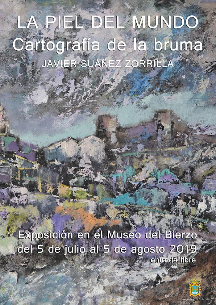 """""""La piel del mundo. Cartografía de la bruma"""". Exposición temporal en el Museo del Bierzo 1"""