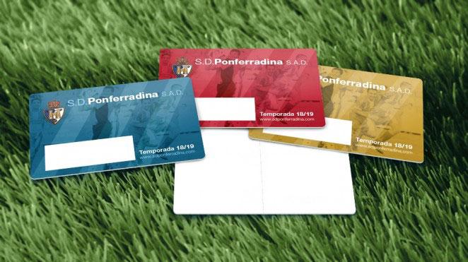 Así quedan los precios de los carnets de socios en el regreso de la SD Ponferradina a la Liga 1|2|3 1