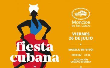 La Moncloa de San Lázaro organiza el viernes una fiesta cubana 7