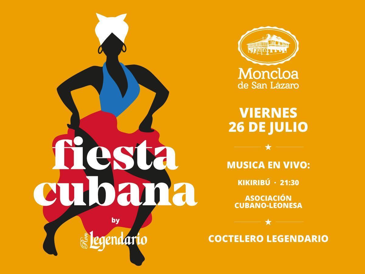 La Moncloa de San Lázaro organiza el viernes una fiesta cubana 1