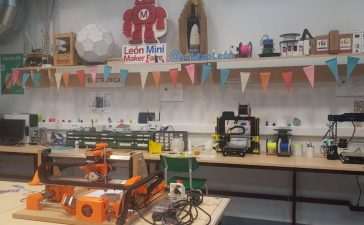 Ponferrada acoge desde el próximo viernes un curso estival sobre la Cultura Maker 10