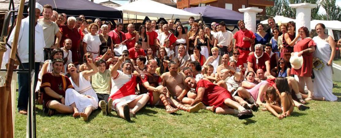 La fiesta romana Lvdvs Bergidvm Flavivm celebra su X aniversario 1