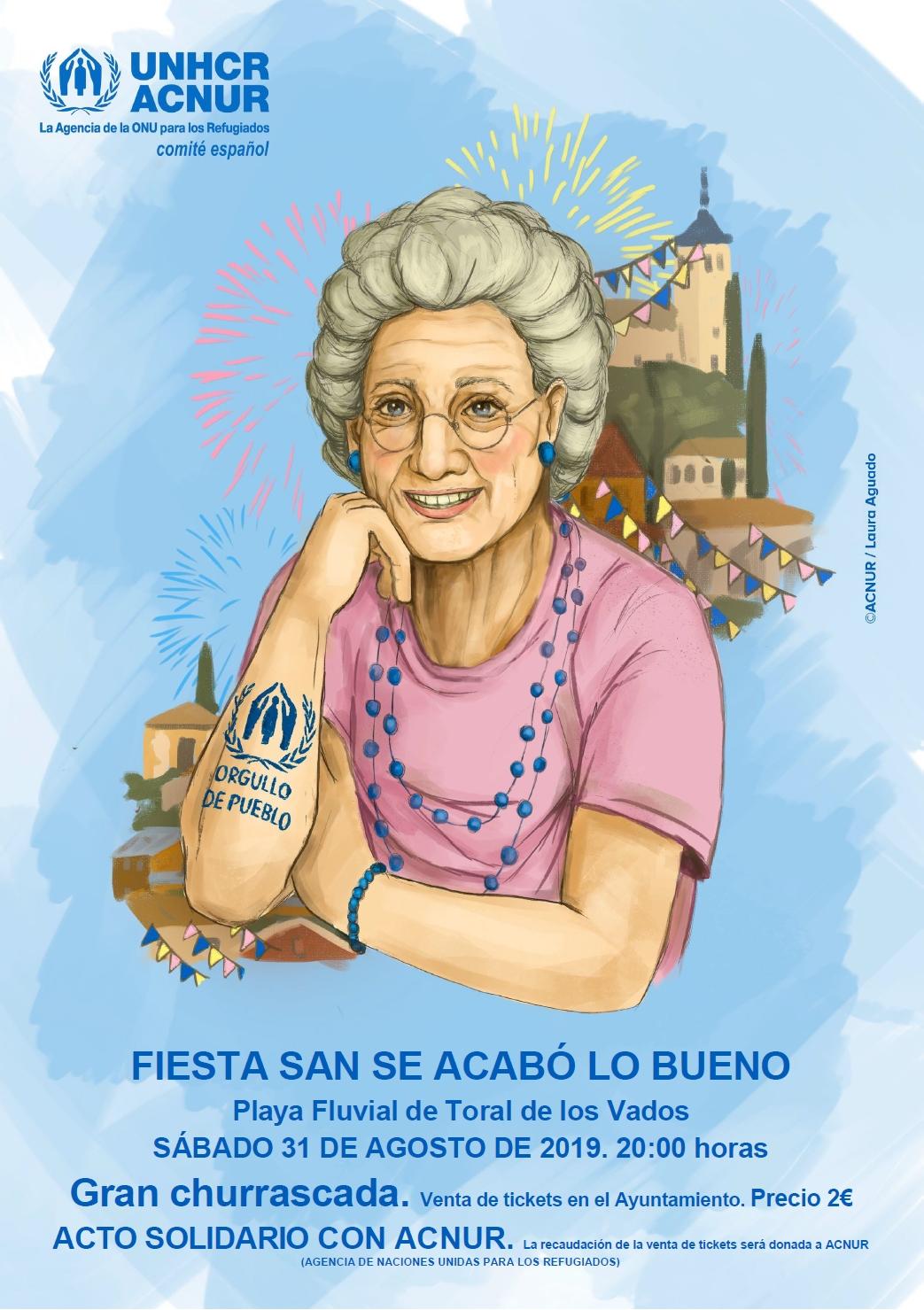 Fiesta 'San se Acabó lo bueno' 1