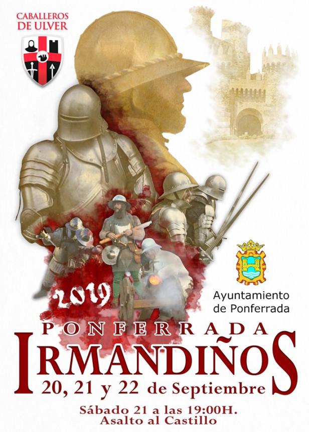 Las revueltas irmandiñas tomarán de nuevo el Castillo de Ponferrada 1