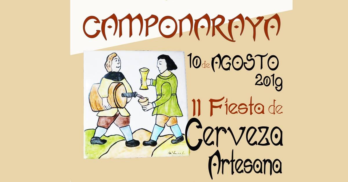 II Fiesta de la Cerveza Artesana en Camponaraya 1