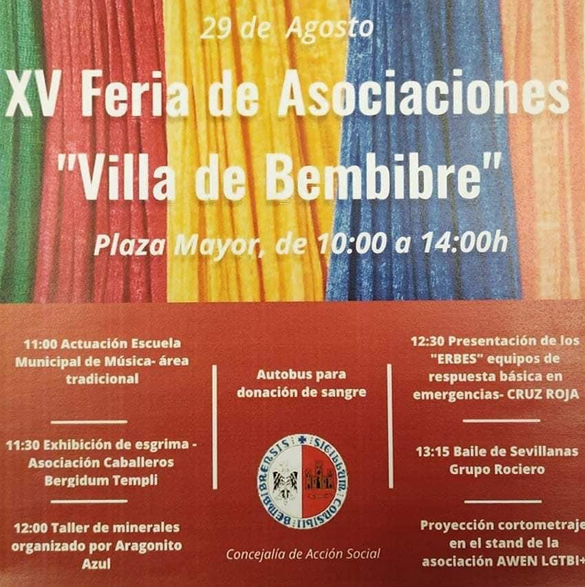 Feria de Asociaciones – Y Comercio en Bembibre 1