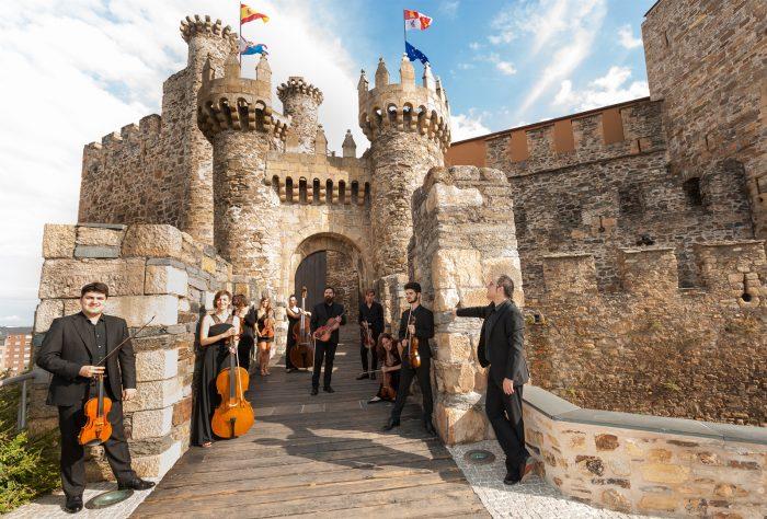 Ensemble Barroco interpretará a Vivaldi en Corteza de Encina 1