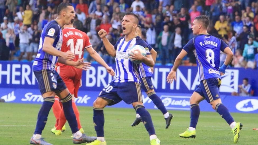 Horario para el partido Ponferradina -Alcorcón 1
