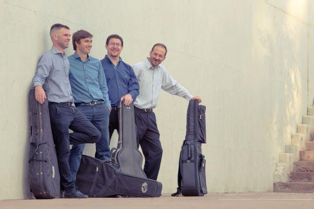 """El Museo del Bierzo acoge este viernes un concierto del cuarteto argentino de guitarras """"Ecos"""" 1"""