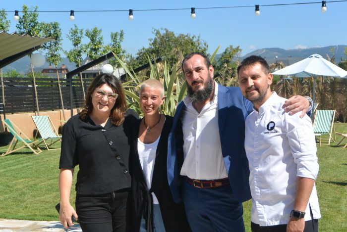 La Moncloa de San Lázaro añade a su oferta un menú estrella diseñado por el Restaurante Pablo de León 1