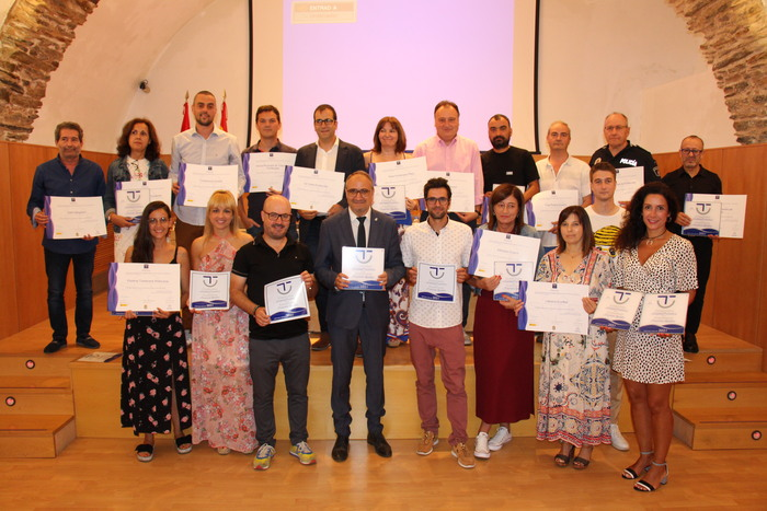Ponferrada premia la calidad turística de 32 empresas del Bierzo 1