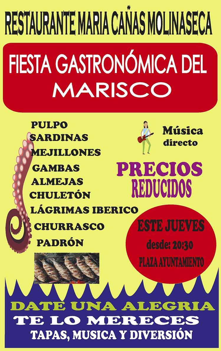 FIESTA DEL MARICOS EN MOLINASECA 1