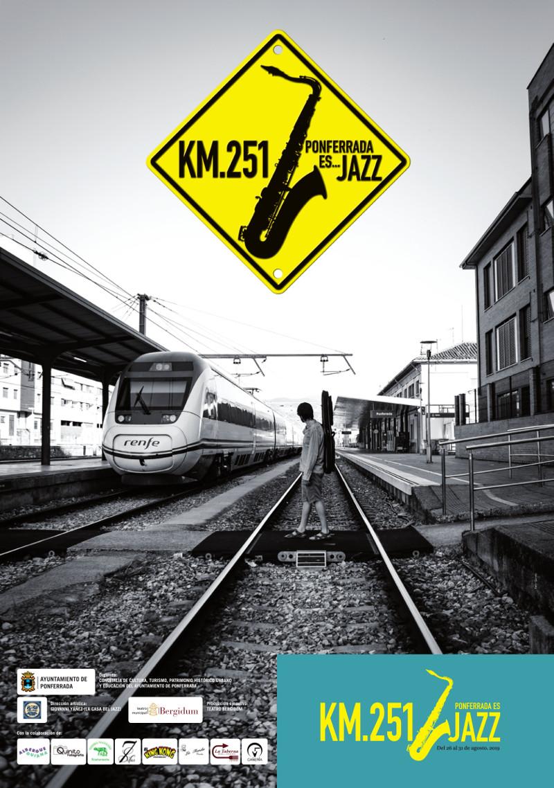 El Festival de Jazz 'Km.251 Ponferrada es Jazz' quiere convertirse en el referente del Jazz en el noroeste español 1