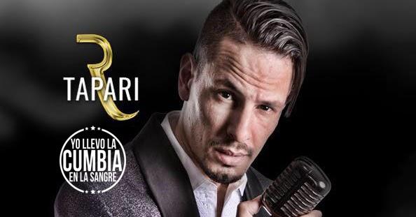 Rodrigo Tapari, ex-líder de la popular banda argentina 'Ráfaga' actuará el jueves en la Plaza Mayor de Villafranca del Bierzo 1