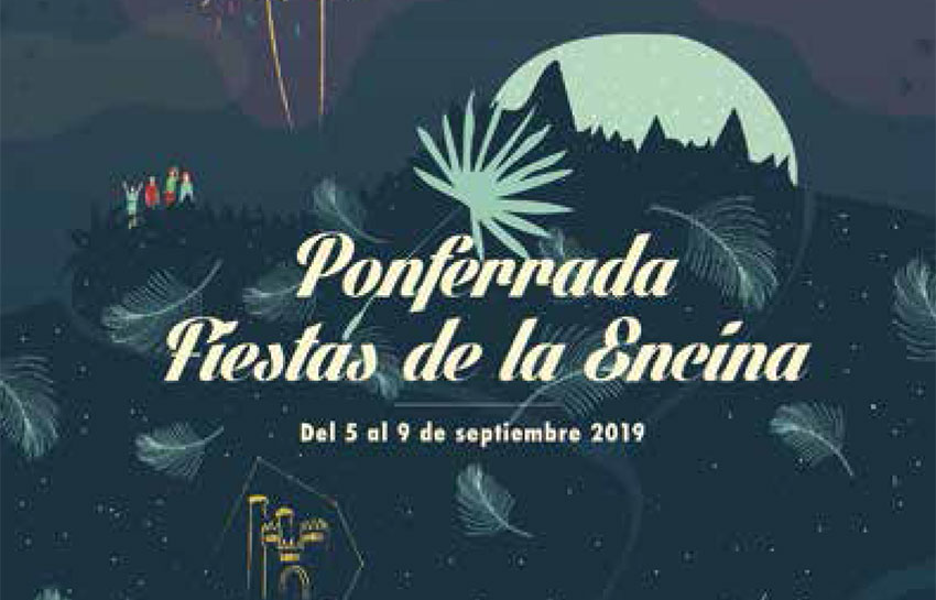 Programa de fiestas Encina 2019 | Lunes 2 de septiembre 1