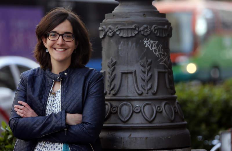 La periodista berciana Ángela Bernardo recibe el premio Concha García Campoy de periodismo científico 1